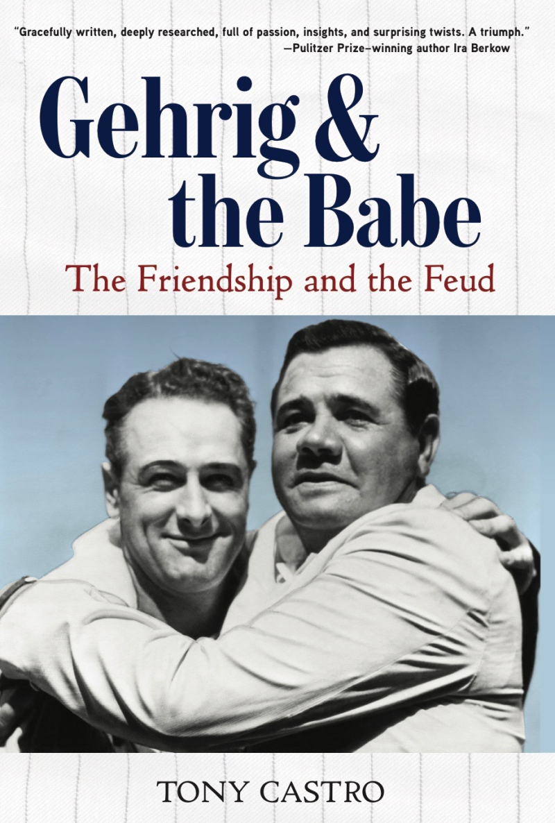Gehrig and the Babe COVER NEW