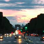 Evening in Paris!